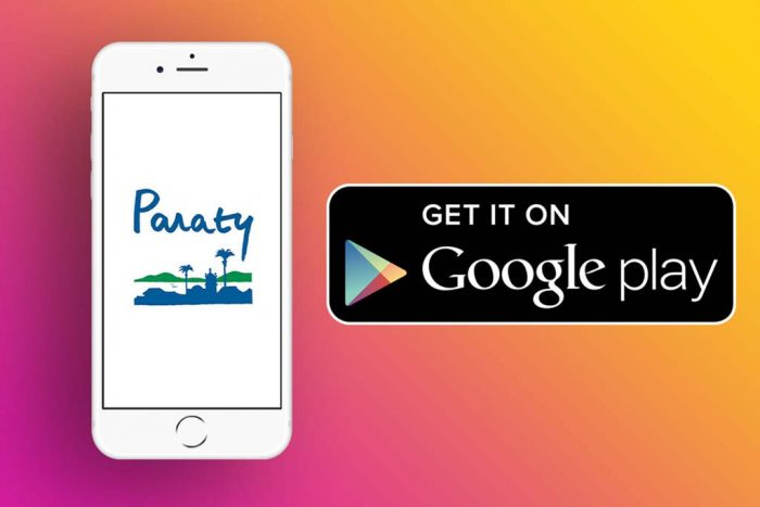 Aplicativo Visite Paraty – Android