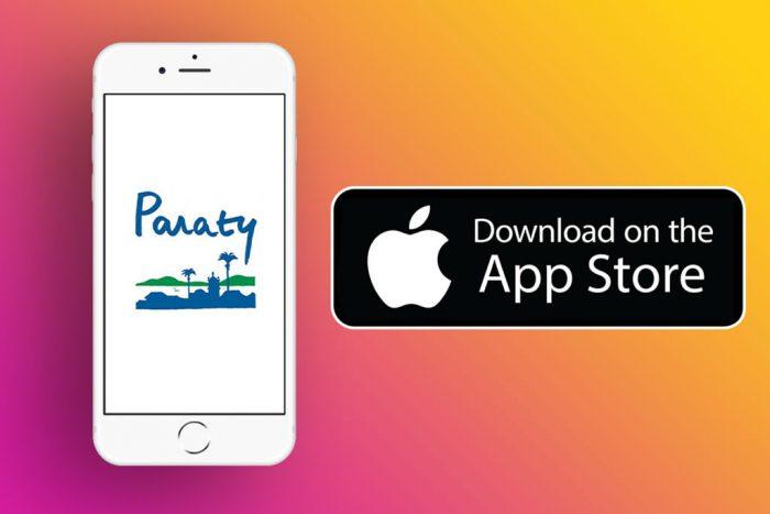 Aplicativo Visite Paraty – iOS
